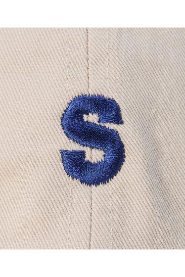 �ե�����֥� ���ǥ��ե��� SLAMCITY 417�٥å��奦 S LOGO CAP �ܺٲ���9