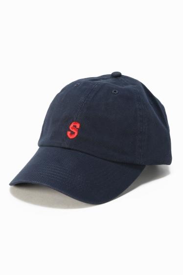 �ե�����֥� ���ǥ��ե��� SLAMCITY 417�٥å��奦 S LOGO CAP �ͥ��ӡ�