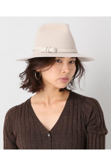 ���㡼�ʥ륹��������� �쥵������ ��CLYDE / ���饤�ɡ� PINCH HAT WITH BELT �ܺٲ���9