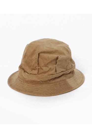 ���㡼�ʥ륹��������� ���塼�� INFIELDER DESIGN / ����ե���������ǥ�����: CORDUROY HAT / �ϥå� �ܺٲ���1