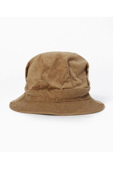 ���㡼�ʥ륹��������� ���塼�� INFIELDER DESIGN / ����ե���������ǥ�����: CORDUROY HAT / �ϥå� �ܺٲ���2