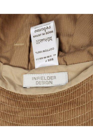 ���㡼�ʥ륹��������� ���塼�� INFIELDER DESIGN / ����ե���������ǥ�����: CORDUROY HAT / �ϥå� �ܺٲ���8