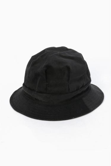 ���㡼�ʥ륹��������� ���塼�� INFIELDER DESIGN / ����ե���������ǥ�����: CORDUROY HAT / �ϥå� �֥�å�