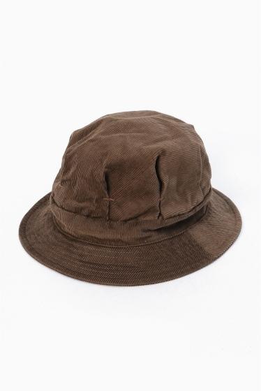 ���㡼�ʥ륹��������� ���塼�� INFIELDER DESIGN / ����ե���������ǥ�����: CORDUROY HAT / �ϥå� �֥饦��