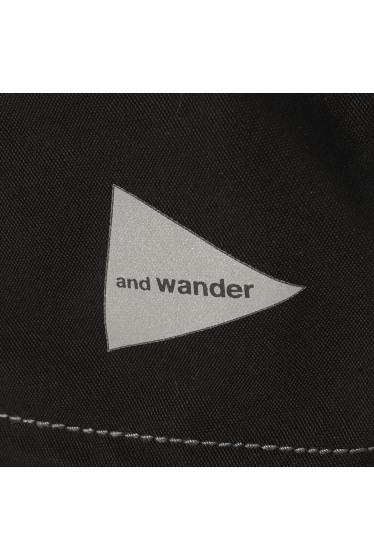 ���㡼�ʥ륹��������� ���塼�� and wander / ����ɥ�����: COTTON NYLON OX �ϥå� �ܺٲ���7