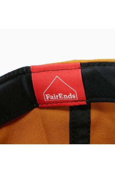 ���㡼�ʥ륹��������� ���塼�� FAIRENDS / �ե�������: TWILL BALL CAP / ����å� �ܺٲ���7