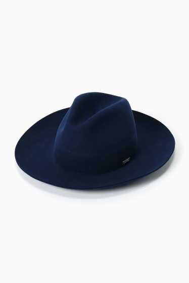 �ɥ����������� ���饹 *SUPER DUPER HATS Wide Brim Hat�� �֥롼 A