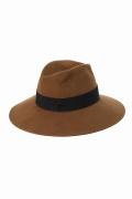 �����ԡ����ȥ��ǥ��� ��*MAISON MICHEL WOOL LARGE HAT