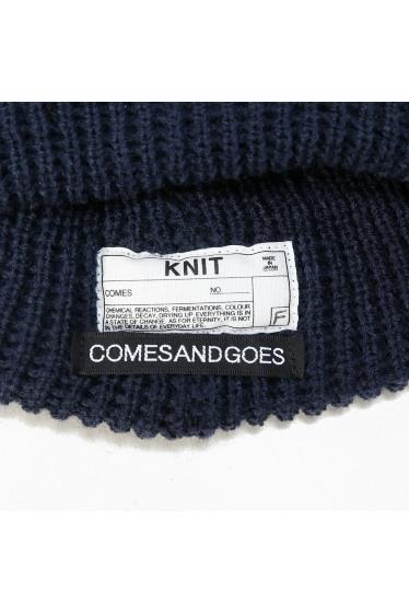 �������� COMESANDGOES NAME KNIT �ܺٲ���4
