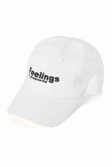 �������� PLEASURES / �ץ쥸�㡼�� Ver4.0 FEELING CAP �ۥ磻��