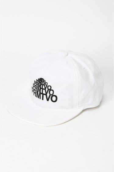 �������� PRMTVO / �ץ�ߥƥ��� EXPANSION LOGO CAP �ۥ磻��