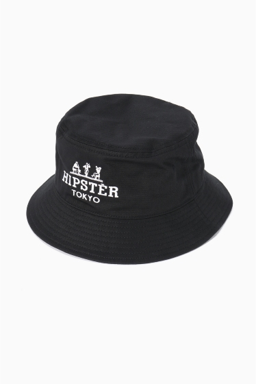 ���㡼�ʥ륹��������� ��WEB�����SOFTCREAM BUCKET HAT/���եȥ���� �Х��åȥϥå� �֥�å�