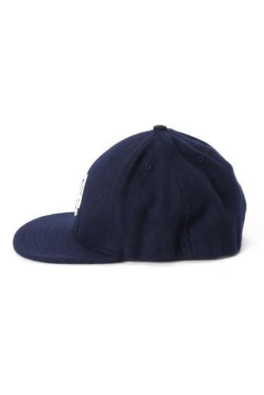 �����֥�������ʥ��ƥå� WOOL USA EMB CAP �ܺٲ���2