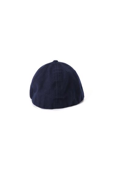�����֥�������ʥ��ƥå� WOOL USA EMB CAP �ܺٲ���3