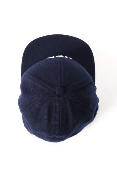 �����֥�������ʥ��ƥå� WOOL USA EMB CAP �ܺٲ���4