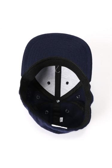 �����֥�������ʥ��ƥå� WOOL USA EMB CAP �ܺٲ���5