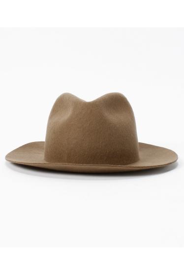�����֥�������ʥ��ƥå� Mighty Shine ROBERT FEDORA HAT �ܺٲ���1