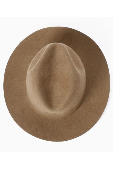 �����֥�������ʥ��ƥå� Mighty Shine ROBERT FEDORA HAT �ܺٲ���4
