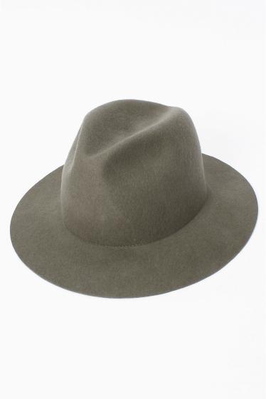 �����֥�������ʥ��ƥå� Mighty Shine ROBERT FEDORA HAT ���졼A