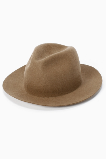�����֥�������ʥ��ƥå� Mighty Shine ROBERT FEDORA HAT ������