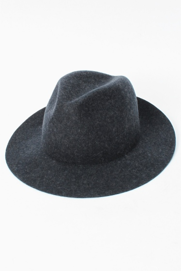 �����֥�������ʥ��ƥå� Mighty Shine ROBERT FEDORA HAT �ͥ��ӡ�