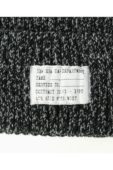�١��������ȥå� ��NEW ERA��Military knit �ܺٲ���4