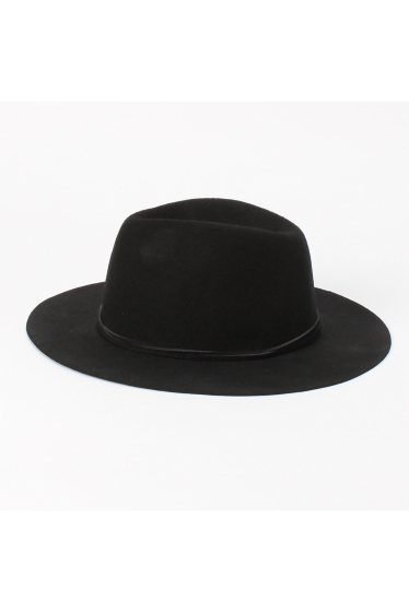 �١��������ȥå� INHERIT FELT HAT (LETHER CODE) �ܺٲ���2