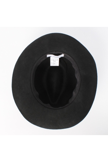 �١��������ȥå� INHERIT FELT HAT (LETHER CODE) �ܺٲ���5