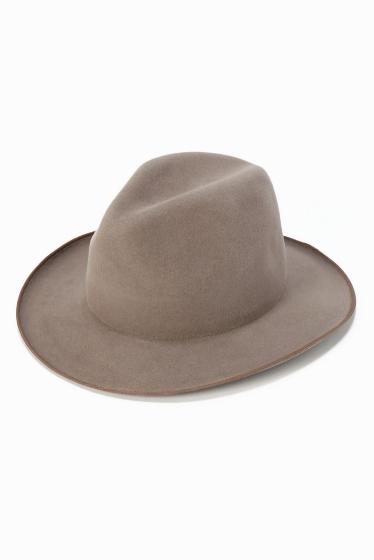 �ץ顼���� SATYA TWENA FUR FELT HAT�� �ܺٲ���12