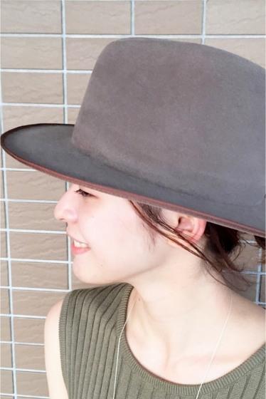 �ץ顼���� SATYA TWENA FUR FELT HAT�� �ܺٲ���13