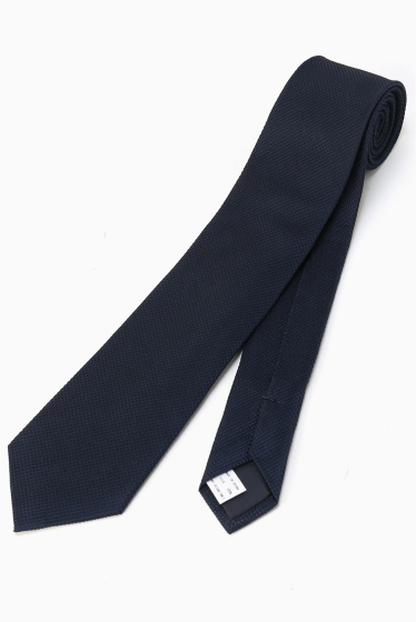 �١��������ȥå� SILK NAVY SOLID �ͥ��ӡ�