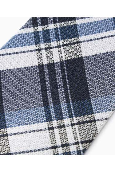 �١��������ȥå� SILK NAVY CHECK �ܺٲ���4