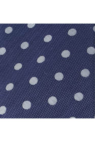 �١��������ȥå� SILK NAVY MD DOT �ܺٲ���4