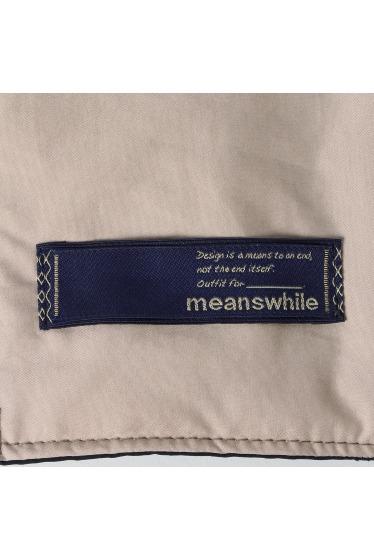 ���ƥ�����å� meanswhile / �ߡ��磻�� Waving Cord Neck Warmer �ܺٲ���7