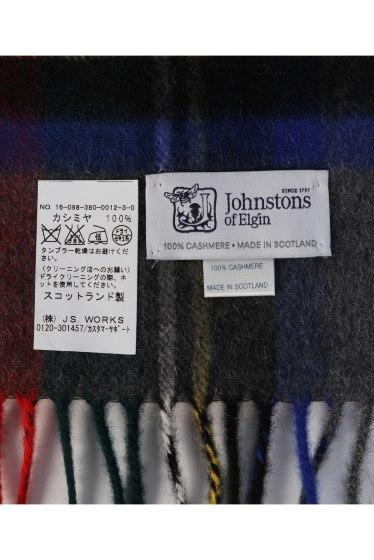 ���㡼�ʥ륹��������� �쥵������ ��Johnstons/����ȥ�  100%�����ߥ������å����ȡ���190*70 �ܺٲ���3