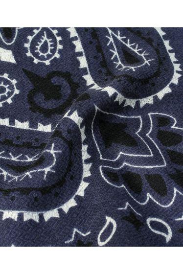 ���㡼�ʥ륹��������� �쥵������ ��manipuri/�ޥ˥ץ��  wool silk�Х���ʥ��ȡ���(120*120) �ܺٲ���4