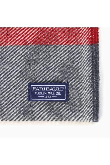 �����֥�������ʥ��ƥå� Faribaut Woolen Mill Co TRAPPER SCARF �ܺٲ���1