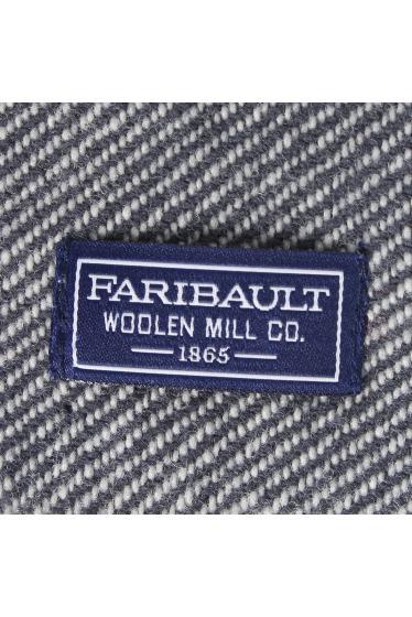 �����֥�������ʥ��ƥå� Faribaut Woolen Mill Co TRAPPER SCARF �ܺٲ���2