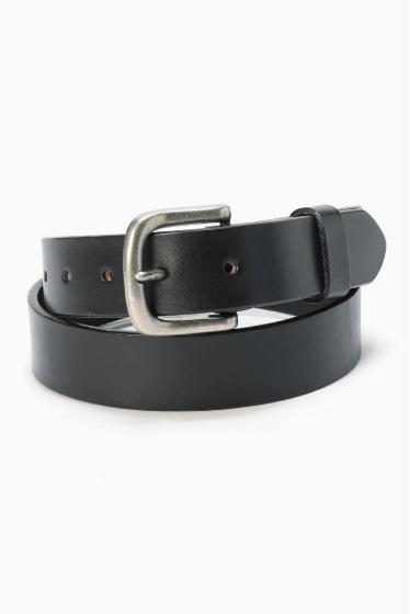 �����ܥ ������ toryleather smooth belt �֥�å�