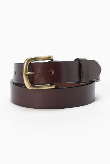 �����ܥ ������ toryleather smooth belt �֥饦��