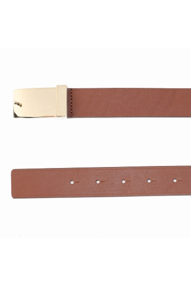 ���ѥ�ȥ�� �ɥ����������� ���饹 ��MAISON BOINET COW LEATHER BELT �ܺٲ���1