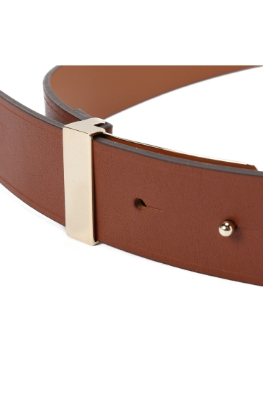 ���ѥ�ȥ�� �ɥ����������� ���饹 ��MAISON BOINET COW LEATHER BELT �ܺٲ���5
