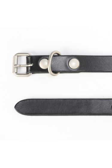 �����֥�������ʥ��ƥå� BUDDY*SKU Collar Leather Belt 20MM �ܺٲ���1