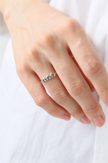 �ҥ�� CH.Ring-Bubblegum 3 Heart �ܺٲ���5