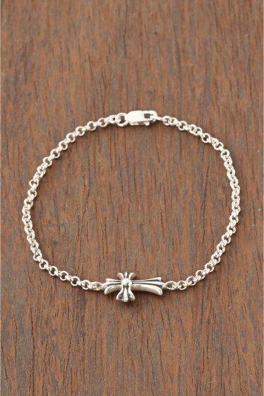 �ҥ�� CH.Bracelet-Chain Baby Fat Cross ����С�
