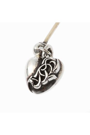 �ҥ�� CH.Earring Drop Heart �ܺٲ���5