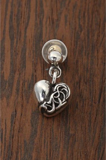 �ҥ�� CH.Earring Drop Heart ����С�
