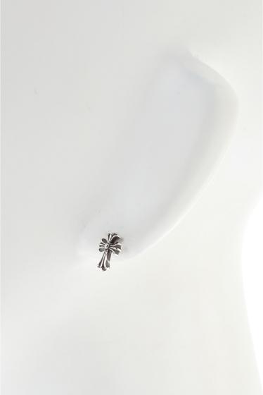 �ҥ�� CH.Earring 2ch Cross Fat �ܺٲ���5