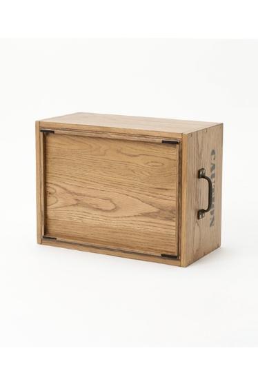 ���㡼�ʥ륹��������� �ե��˥��㡼 BOND WOOD BOX (CAUTION) �ܺٲ���1